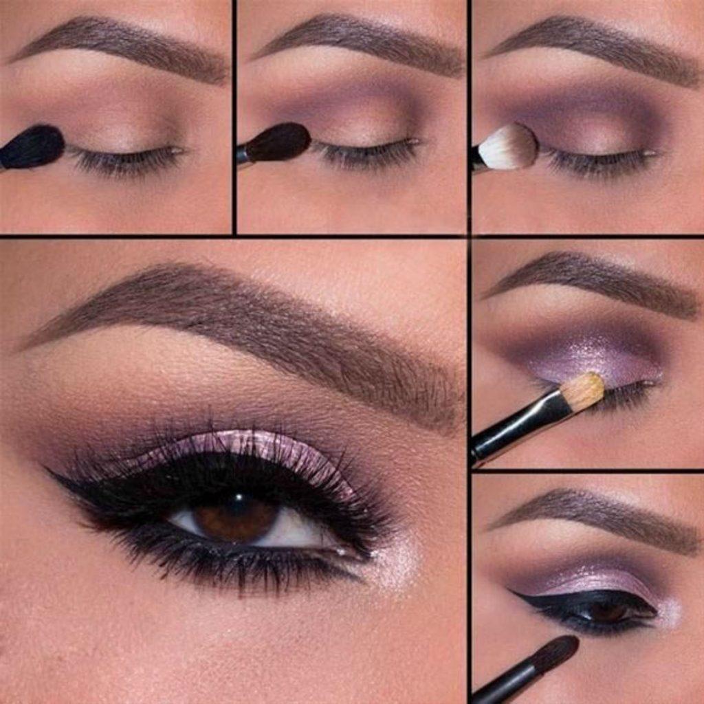 Как сделать красивый макияж на вечер