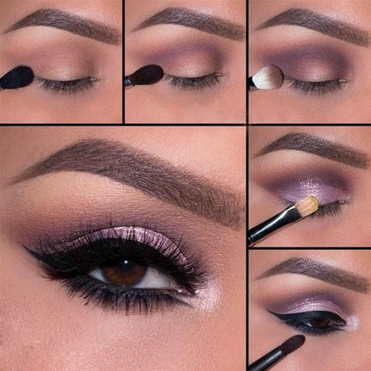 Классический и вечерний макияж