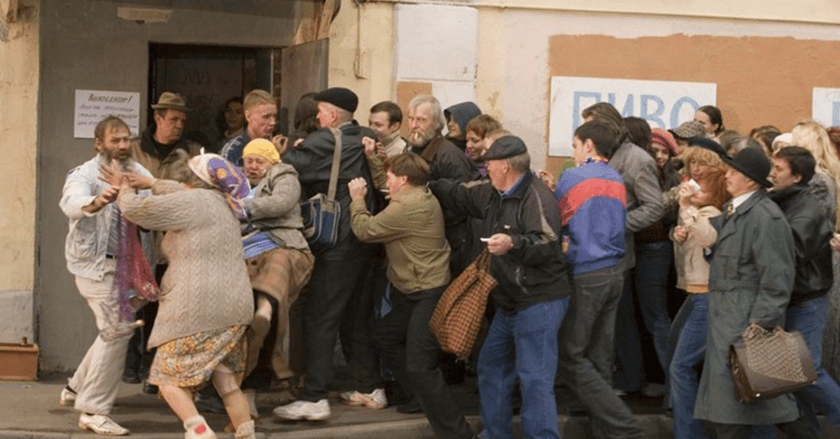 Назад в СССР: есть ли желающие