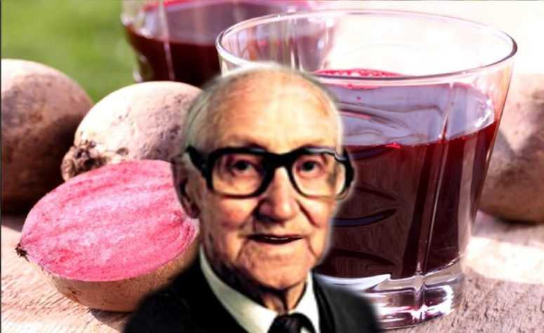 Раковые клетки умирают в течение 42 дней: Сок этого знаменитого австрийца спас 45 000 людей от рака и других неизлечимых болезней