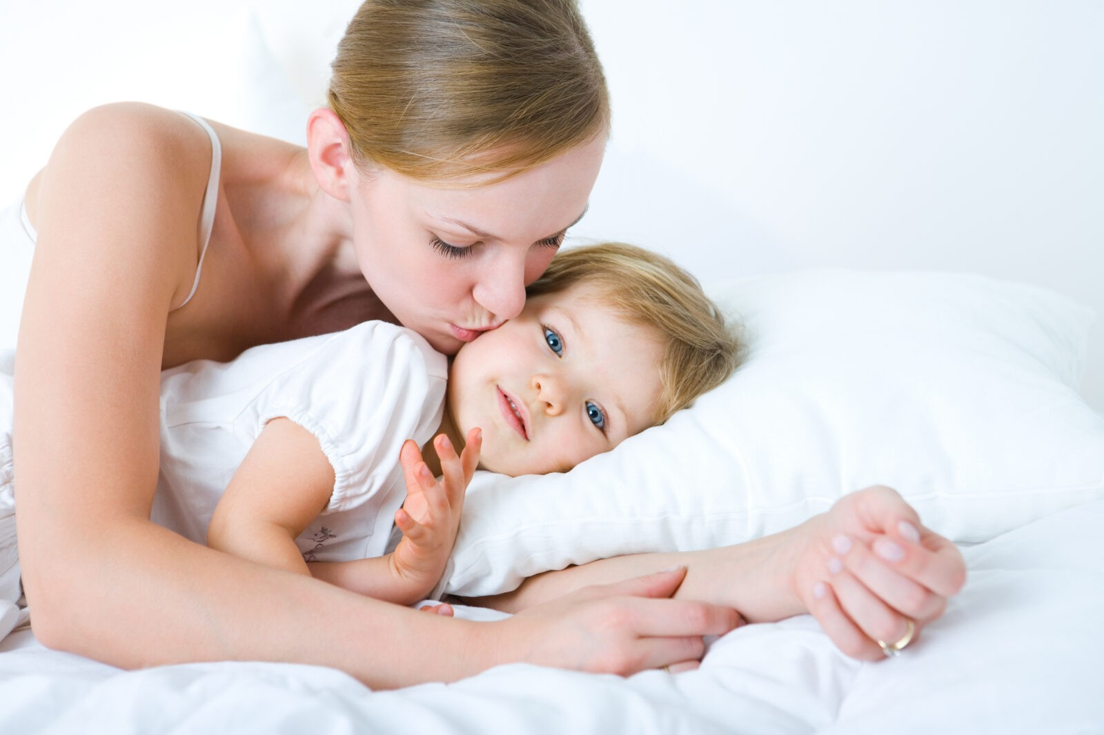 «Мамочка, ты полежишь со мной?» — о том, что действительно важно