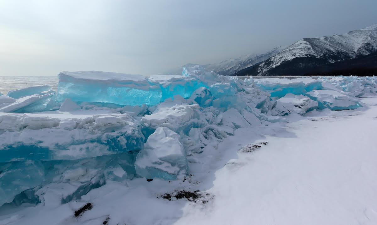 Примеры ледяного великолепия