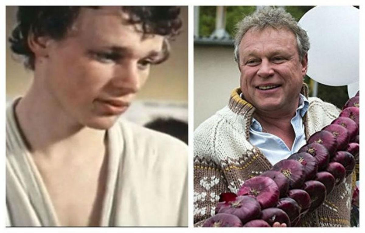 Тогда и сейчас. Советские актёры в своих первых фильмах и в наши дни