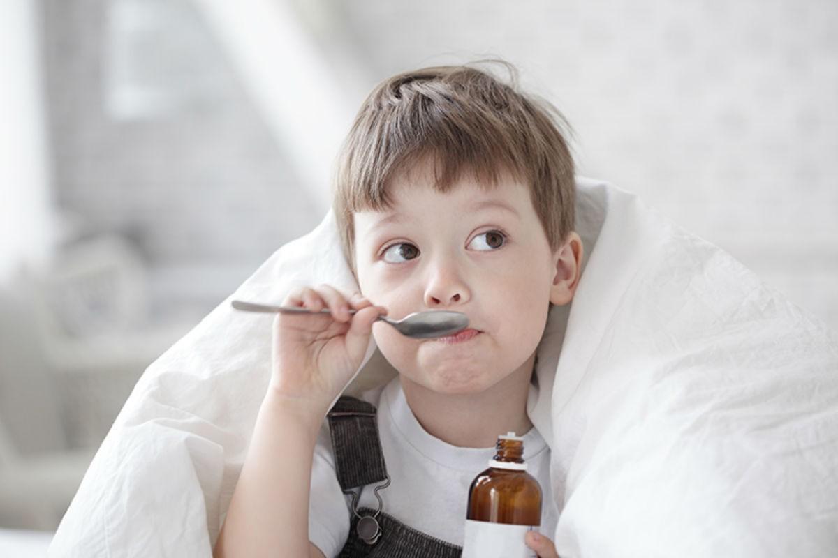 Хорошее домашнее лекарство от кашля