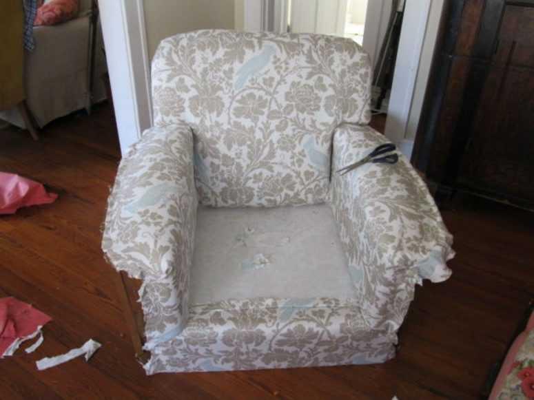Как делать кресло фото