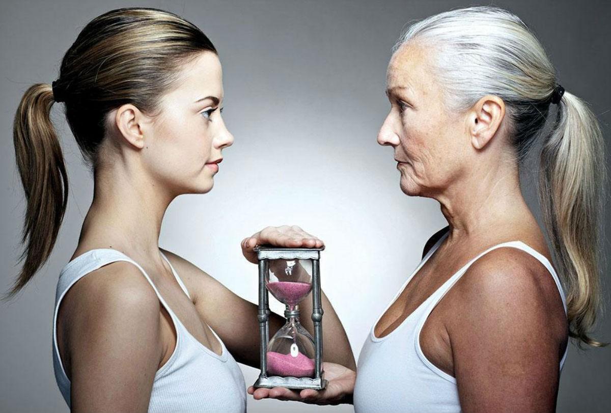 Замедление старости