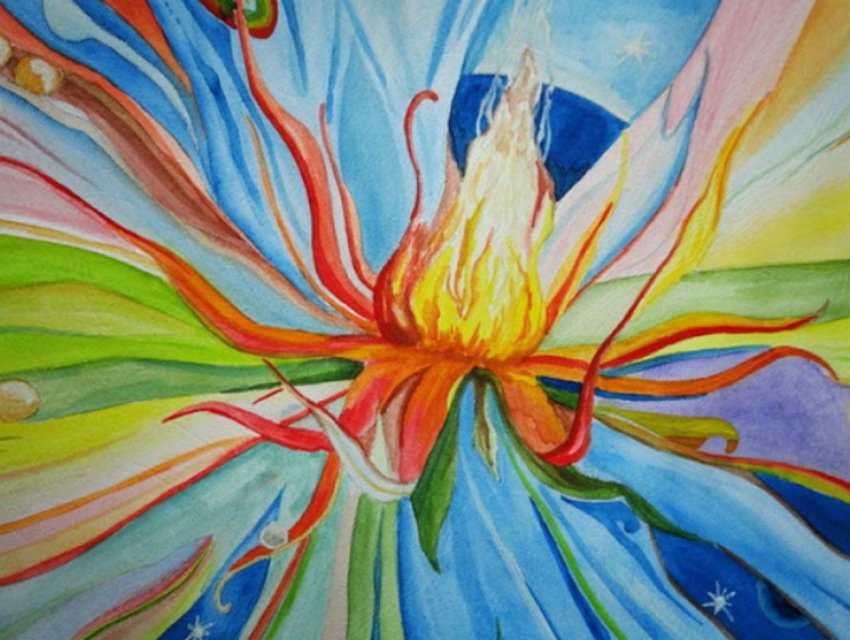 Это цветок Счастья! Загаданное желание сбудется в течение двух-трёх дней