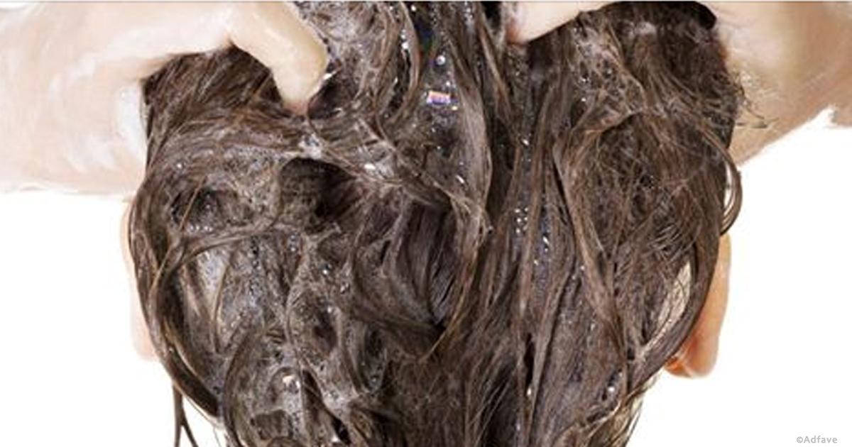 Просто добавьте эти два ингредиента в ваш шампунь и забудьте о проблеме выпадения волос