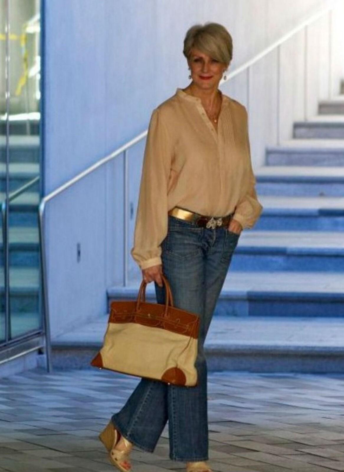 Когда-то Софи Лорен сказала: Диета? Какая диета? Пара идеальных джинс — и вы красотка