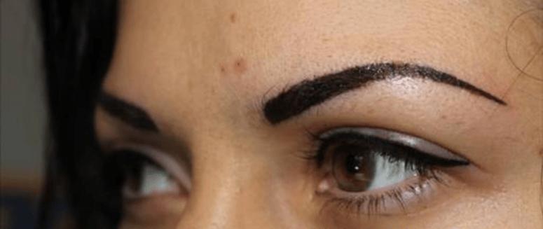 5 Веских причин никогда не делать татуаж бровей