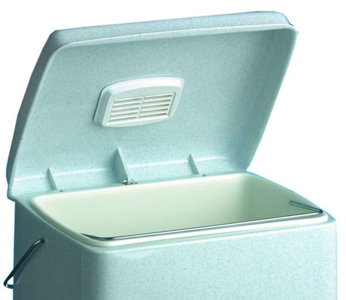 Как избавиться от запаха в мусорном ведре... Оказывается, ничего сложного!