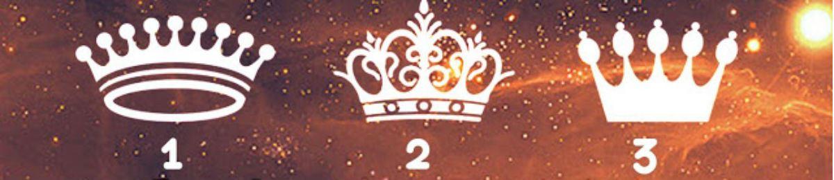 Выбери корону и узнаешь какое событие тебя ожидает