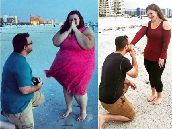 Эта семейная пара просто решила измениться. И у них это получилось