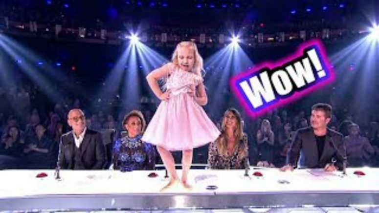 Дети появились на сцене шоу талантов – и очень скоро завоевали сердца миллионов зрителей