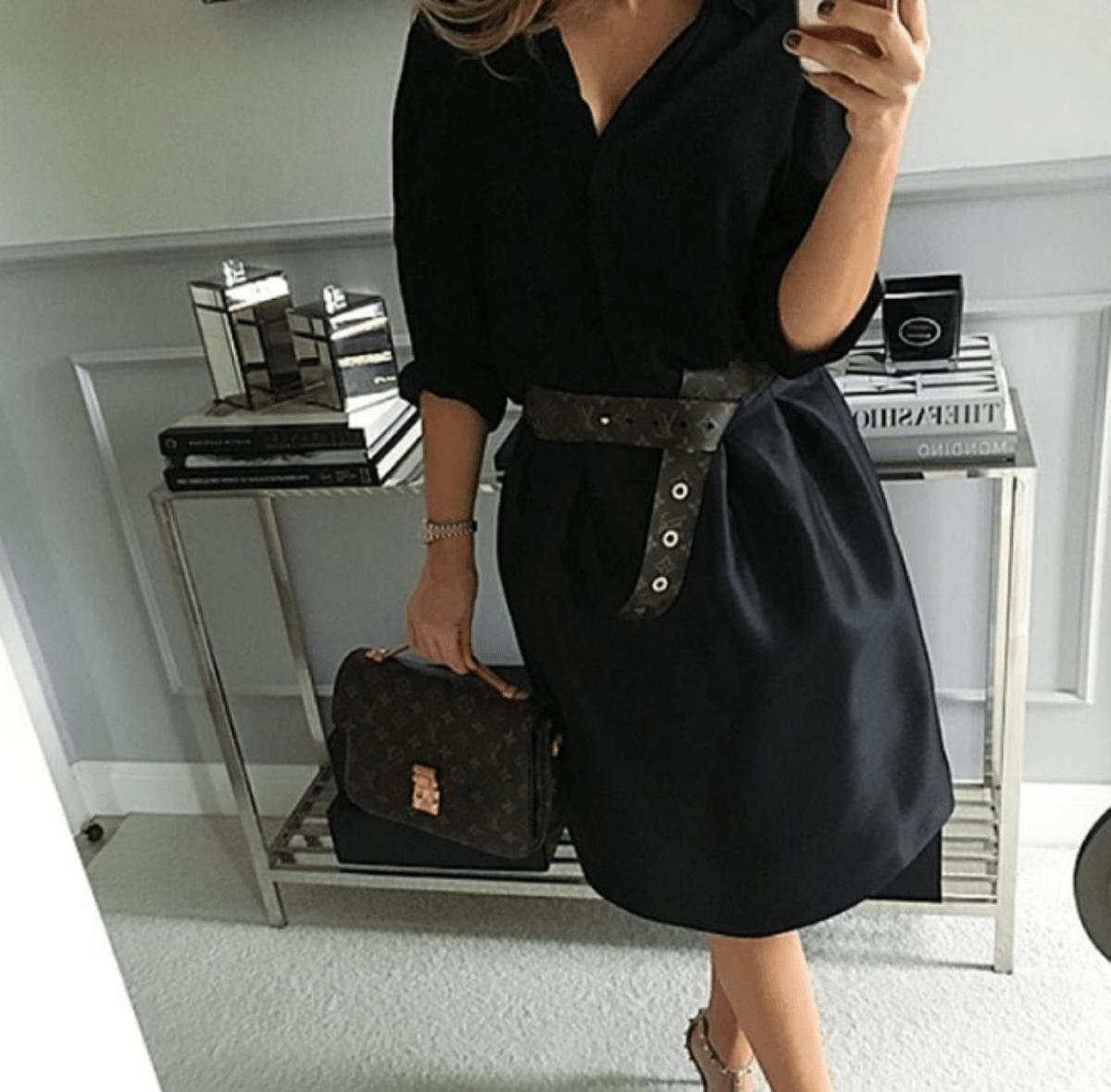 Стиль Минимализм в одежде