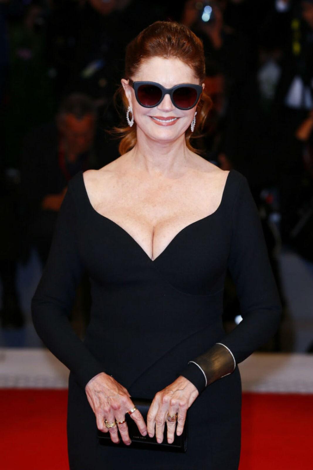 70-летняя Сьюзан Сарандон одевается так, будто ей максимум 30