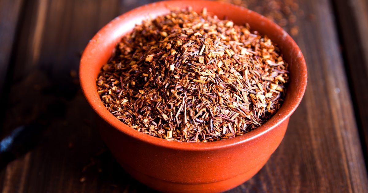 Польза чая ройбуш для женского здоровья