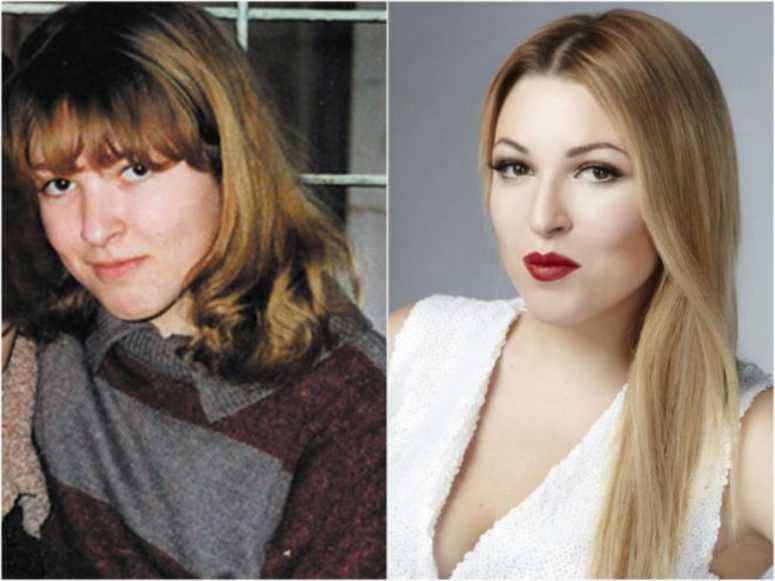 Вы никогда не узнаете по их старым фото: 10 российских звезд, которые изменились до неузнаваемости