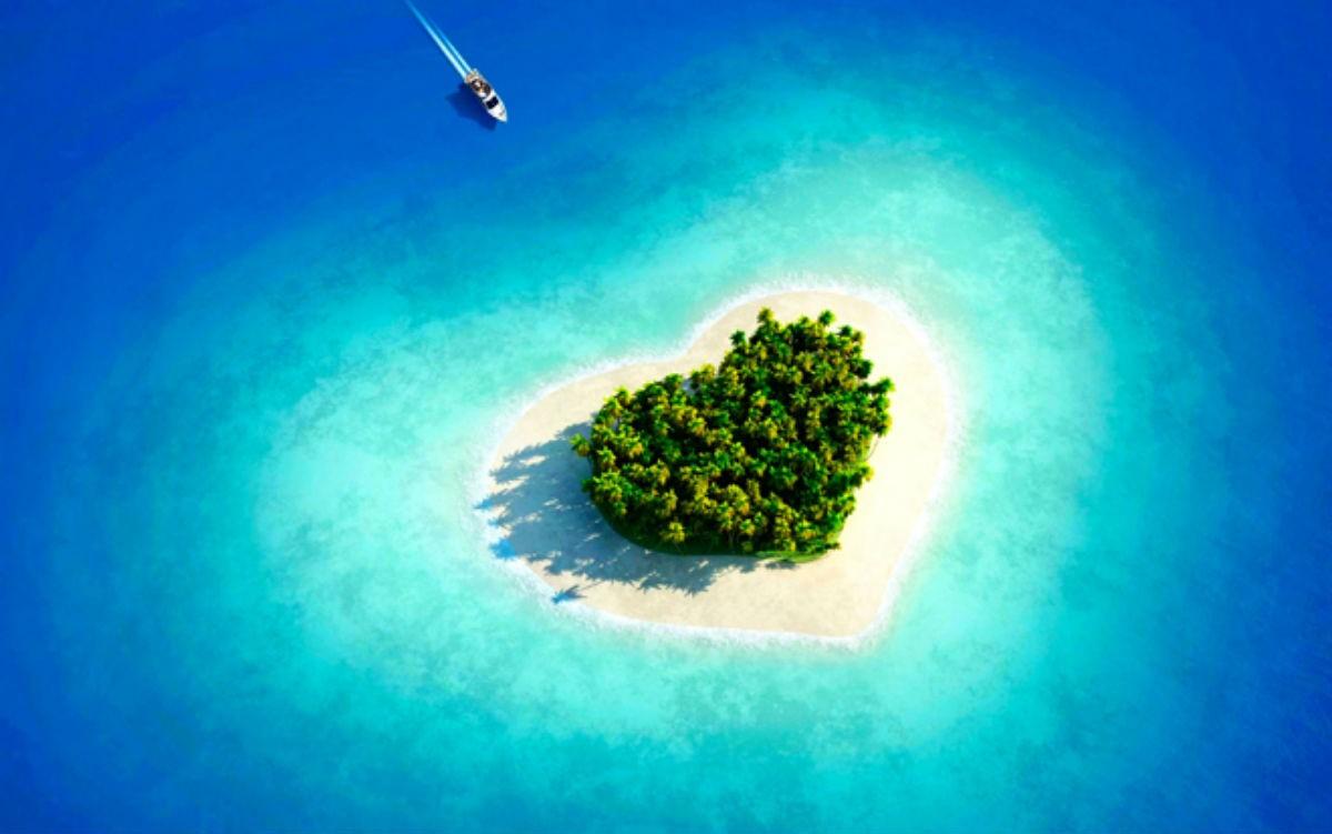 Я буду твоя, если отвезёшь меня на Мальдивы