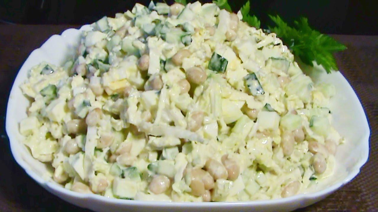 Топ-6 салатов с пекинской капустой! Забирайте в коллекцию
