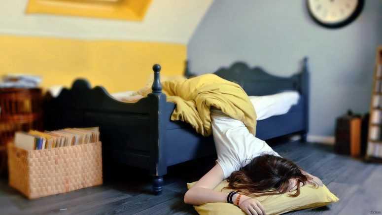 Почему с часу ночи до трёх утра нужно обязательно спать