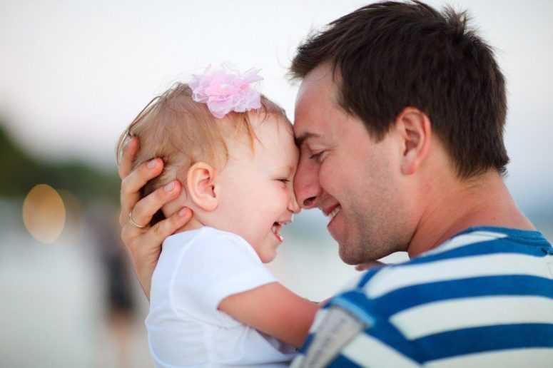 Как заинтересовать папу в воспитании ребенка