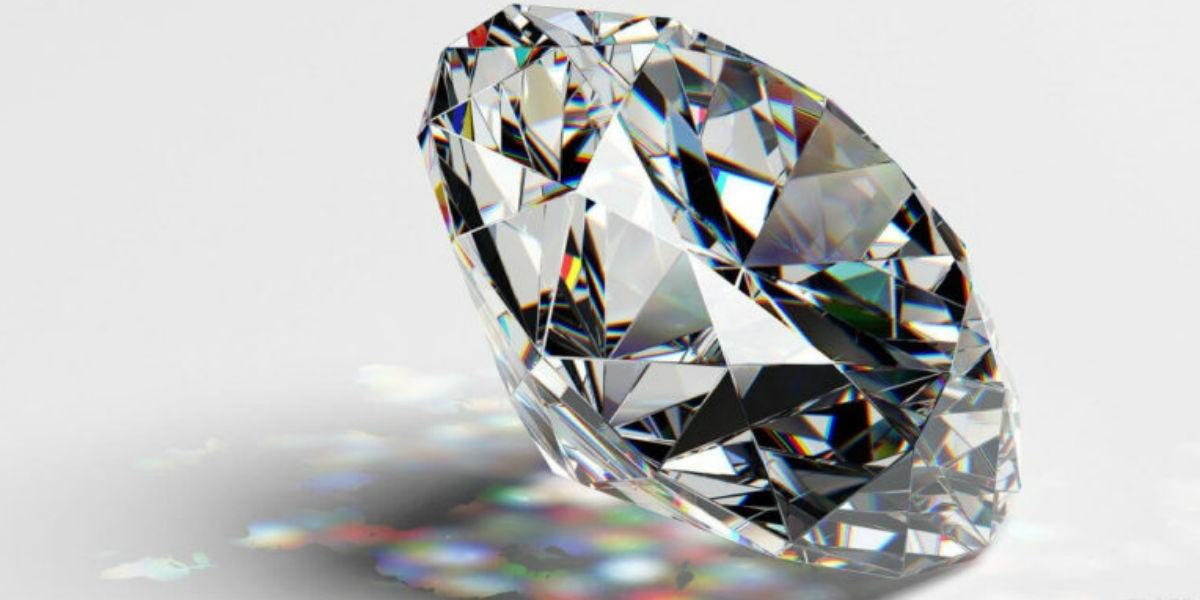 Как отличить фианиты от бриллиантов
