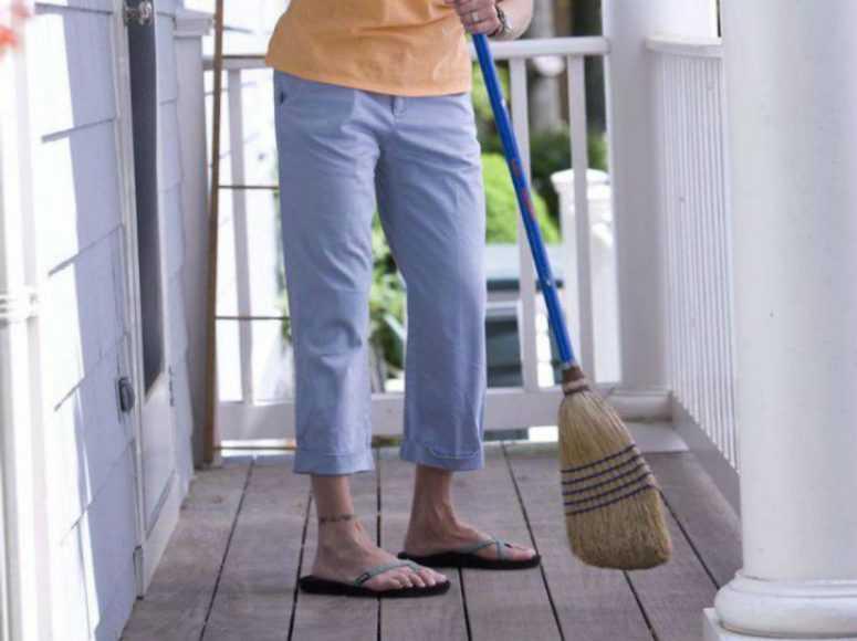 Ошибки, которые мы делаем при уборке дома