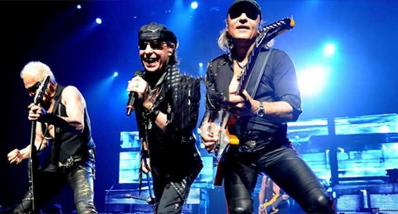 Лучшая песня Scorpions, от которой замирает сердце! Шикарное исполнение.