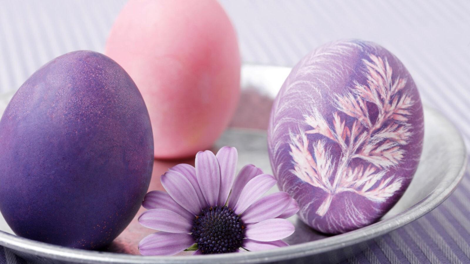 Выберите Пасхальное Яйцо и оно раскроет особенные черты вашего характера