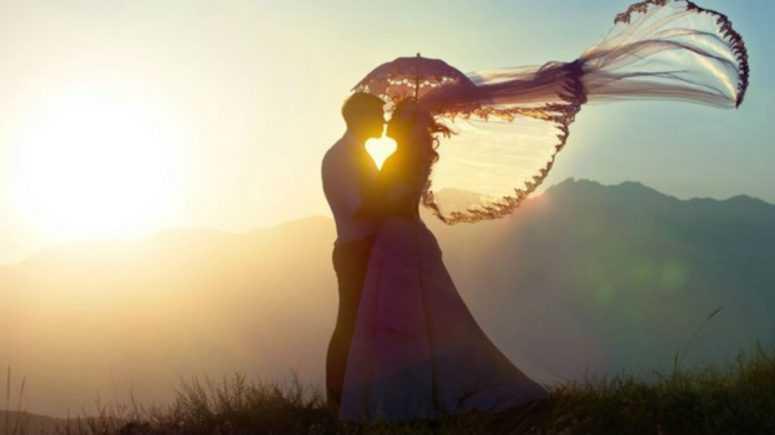 Семь этапов любви