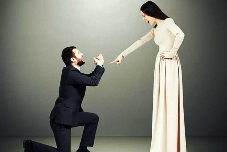 Вещи, которые нельзя прощать мужчине