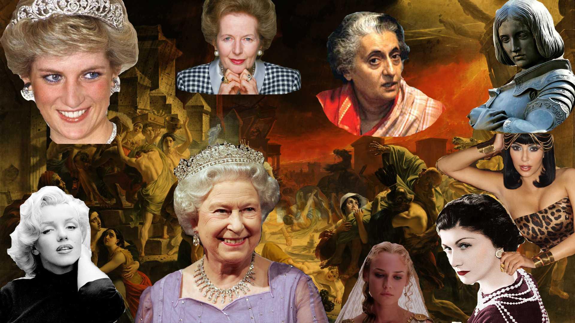 Картинки великие женщины россии, гифки политика картинки