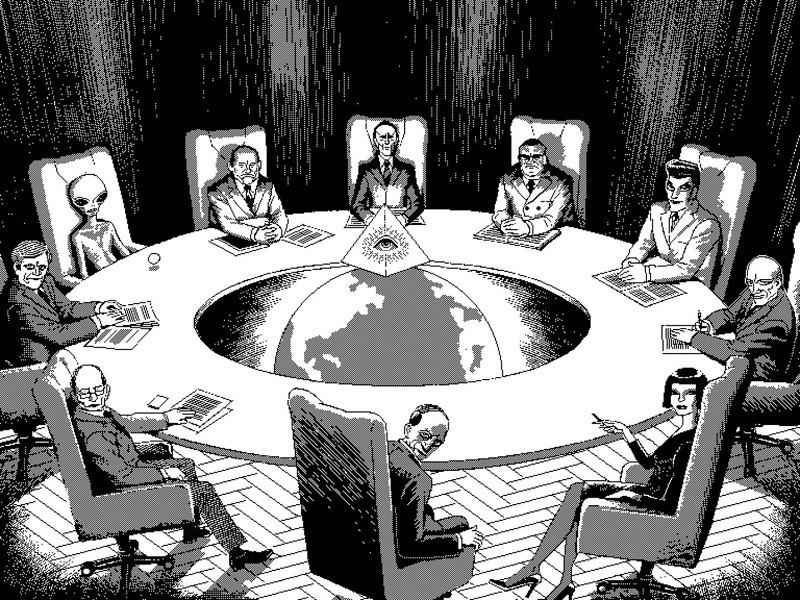 Список семей, которые тайно правят миром!