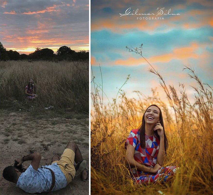Как создавать красивые и необычные фото примеры своих