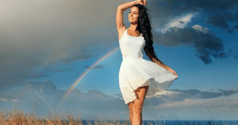 Чтобы стать женщиной — солнцем, необходимо пройти 6 этапов