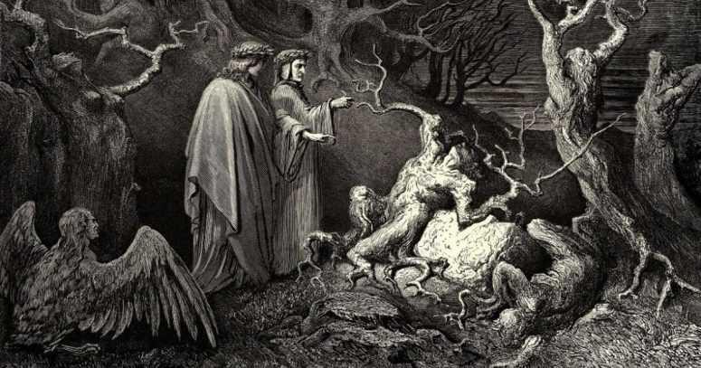 «Божественная комедия» Данте Алигьери: гид по аду