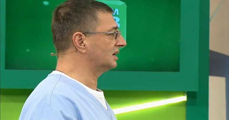 Доктор Мясников: почти у всех иммунитет оказывается близок к нулю