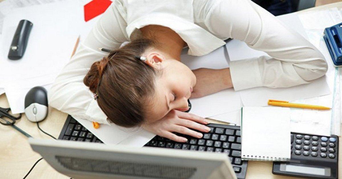 Теперь в Финляндии можно спать на работе