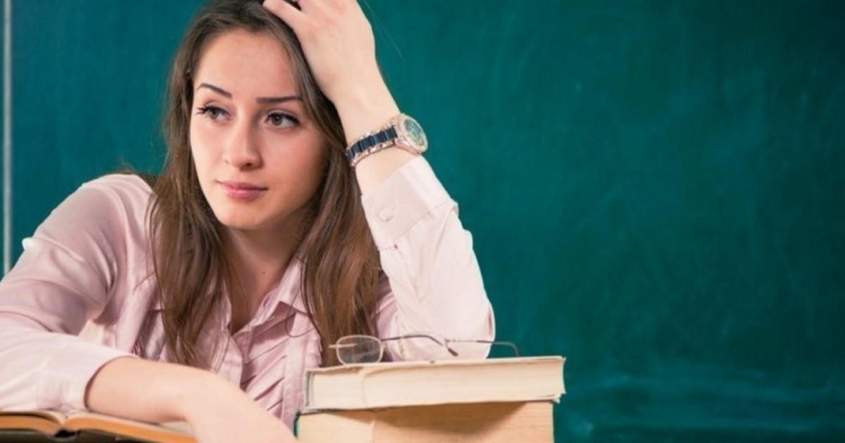 Правдивый рассказ учительницы: «Мне двадцать три года. Старшему ученику — шестнадцать. Я его боюсь»