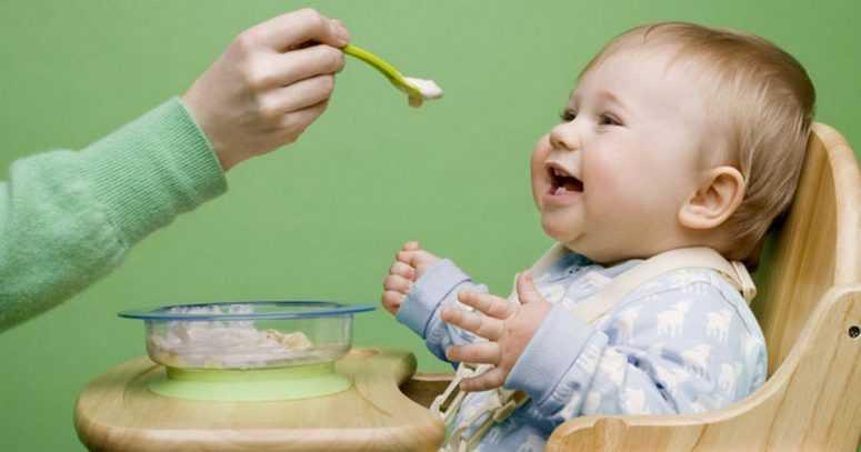 Список полезных каш для детей: без манной