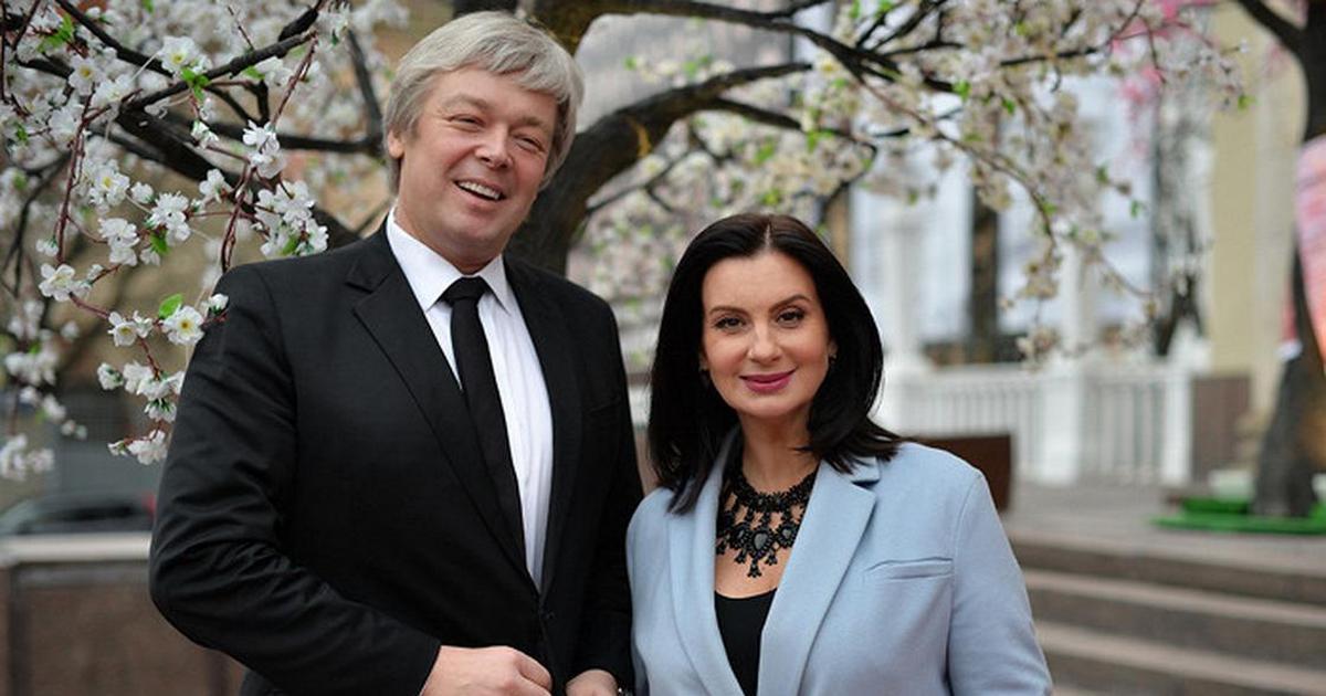 Супруги Стриженовы: настоящая любовь
